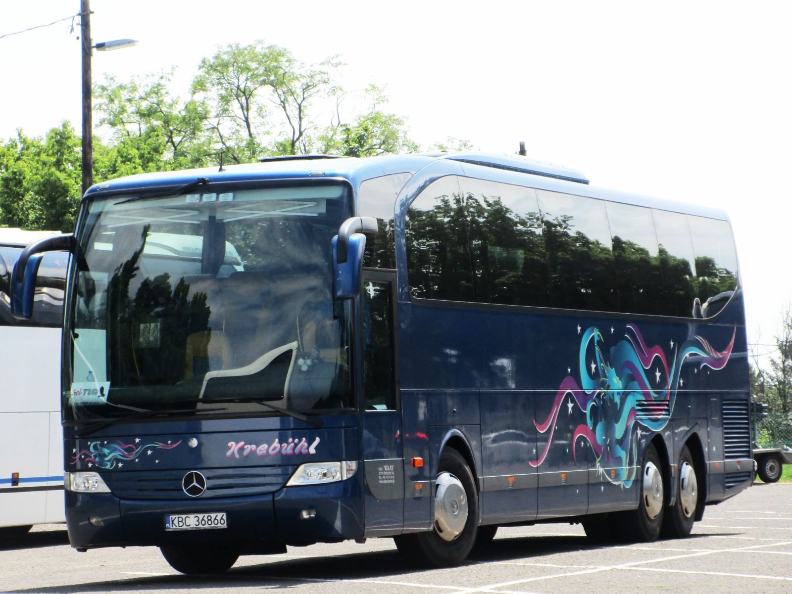 MERCEDES TRAVEGO 580-16RHD
